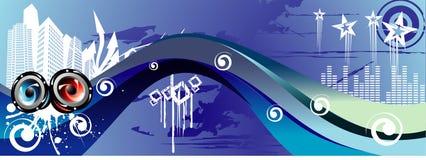διάνυσμα συμβαλλόμενων μερών απεικόνισης Στοκ φωτογραφία με δικαίωμα ελεύθερης χρήσης