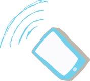 Διάνυσμα συσκευών WIFI Στοκ Εικόνες