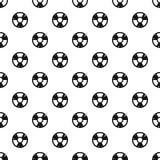 Διάνυσμα σχεδίων σημαδιών ακτινοβολίας Στοκ εικόνες με δικαίωμα ελεύθερης χρήσης