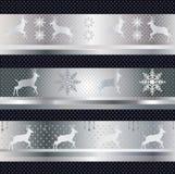 Διάνυσμα σχεδίων χειμερινών διακοπών απεικόνιση αποθεμάτων