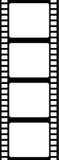 διάνυσμα ταινιών ανασκόπησ& Ελεύθερη απεικόνιση δικαιώματος