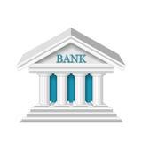 Διάνυσμα τράπεζας Στοκ Εικόνα