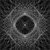 Διάνυσμα υποβάθρου δικτύου καλωδίων αραχνών Στοκ φωτογραφίες με δικαίωμα ελεύθερης χρήσης