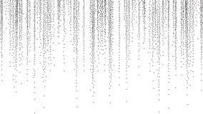 Διάνυσμα υποβάθρου μορίων σημείων τεχνολογίας Δυναμική μεγάλη σειρά στοιχείων Ημίτοή επίδραση Ψηφιακό πλέγμα τεχνολογίας δύναμης Στοκ φωτογραφίες με δικαίωμα ελεύθερης χρήσης