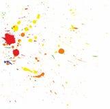 Διάνυσμα υποβάθρου σχεδίου Splatter Απεικόνιση αποθεμάτων