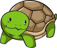 διάνυσμα χελωνών απεικόνι& Στοκ Φωτογραφία