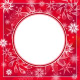διάνυσμα Χριστουγέννων α&nu Στοκ Εικόνες