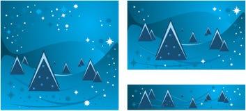 διάνυσμα Χριστουγέννων α&nu Ελεύθερη απεικόνιση δικαιώματος