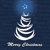 διάνυσμα χριστουγεννιάτ&i απεικόνιση αποθεμάτων