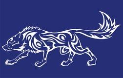 Διάνυσμα λύκων Στοκ φωτογραφία με δικαίωμα ελεύθερης χρήσης