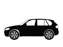 διάνυσμα 2 αυτοκινήτων Στοκ Εικόνες