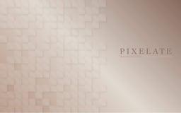 Διάνυσμα Backgroud Pixelate στοκ εικόνες