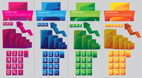 Διάνυσμα Infographic Στοκ φωτογραφία με δικαίωμα ελεύθερης χρήσης