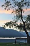 διάσημη εαρινή όψη λιμνών harrison κ&alph Στοκ εικόνα με δικαίωμα ελεύθερης χρήσης