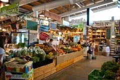 Διάσημη στο εσωτερικό αγορά Τελ Αβίβ Ισραήλ τροφίμων Στοκ Εικόνα