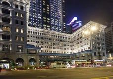 Διάσημη χερσόνησος ξενοδοχείων πολυτελείας Χονγκ Κονγκ Στοκ εικόνες με δικαίωμα ελεύθερης χρήσης