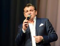 Διάσημοι ρωσικοί τραγουδιστής και chanson ο Konstantin Crimean στοκ φωτογραφίες με δικαίωμα ελεύθερης χρήσης