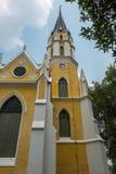 Διάσημος ναός στην Ταϊλάνδη & x28 Wat Niwet Thammaprawat στοκ εικόνα