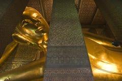διάσημος ναός Ταϊλάνδη pho wat Στοκ Φωτογραφία