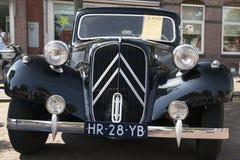 Διάσημο εκλεκτής ποιότητας γαλλικό αυτοκίνητο Στοκ Φωτογραφία