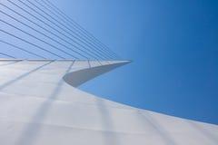 διάσημο ηλιακό ρολόι γεφυρών Στοκ Εικόνα