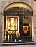 Διάσημο κατάστημα μόδας στην Ιταλία Στοκ Εικόνες