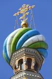 διάσημο ορόσημο ρωσικά Στοκ Εικόνες