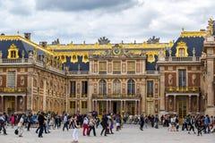 Διάσημο παλάτι Βερσαλλίες Στοκ Εικόνα
