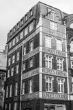 Διάσημο προηγούμενο μετα κτήριο της Κυριακής στο Λονδίνο - το ΛΟΝΔΙΝΟ - τη ΜΕΓΑΛΗ ΒΡΕΤΑΝΊΑ - 19 Σεπτεμβρίου 2016 Στοκ Εικόνες