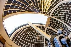 Διάσημο τηλεσκόπιο Zeiss Στοκ εικόνα με δικαίωμα ελεύθερης χρήσης