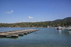 Διάσημο arrowhead λιμνών Στοκ εικόνες με δικαίωμα ελεύθερης χρήσης