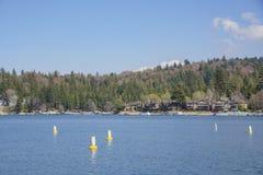 Διάσημο arrowhead λιμνών Στοκ φωτογραφία με δικαίωμα ελεύθερης χρήσης