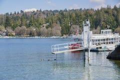Διάσημο arrowhead λιμνών Στοκ φωτογραφίες με δικαίωμα ελεύθερης χρήσης
