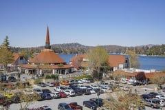 Διάσημο arrowhead λιμνών Στοκ εικόνα με δικαίωμα ελεύθερης χρήσης