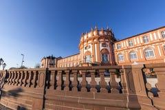 Διάσημο Biebrich Castle Στοκ φωτογραφίες με δικαίωμα ελεύθερης χρήσης