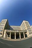 Διάσημο IG το σπίτι, προηγούμενος που χρησιμοποιείται ως έδρα του αμερικανικού βραχίονα Στοκ φωτογραφία με δικαίωμα ελεύθερης χρήσης