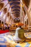 Διάσημο Markt Kirche στο Βισμπάντεν, Στοκ εικόνα με δικαίωμα ελεύθερης χρήσης