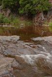 διάσπαση βράχου ποταμών Στοκ φωτογραφία με δικαίωμα ελεύθερης χρήσης