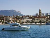 Διάσπαση, Κροατία, Δαλματία στοκ εικόνα