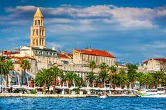Διάσπαση, παλάτι της Κροατίας - Diocletian Στοκ εικόνα με δικαίωμα ελεύθερης χρήσης