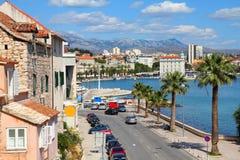 διάσπαση της Κροατίας Στοκ Εικόνες