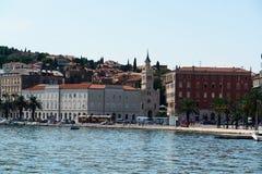 διάσπαση της Κροατίας στοκ εικόνα