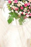 διάστημα λουλουδιών Στοκ εικόνα με δικαίωμα ελεύθερης χρήσης