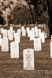διάστημα σαϊτών της Κολούμπια gravesite Στοκ Εικόνα