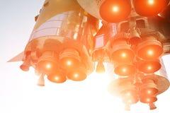διάστημα σκαφών ενέργειας Στοκ εικόνες με δικαίωμα ελεύθερης χρήσης