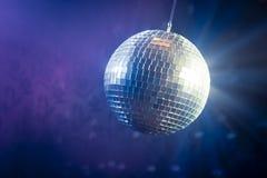 διάστημα disco αντιγράφων σφαι&rho Στοκ εικόνα με δικαίωμα ελεύθερης χρήσης