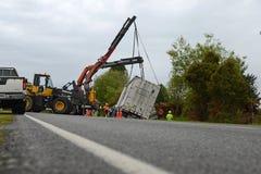 Διάσωση φορτηγών Στοκ φωτογραφία με δικαίωμα ελεύθερης χρήσης