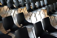 Διάταξη θέσεων αιθουσών συνεδριάσεων Στοκ εικόνες με δικαίωμα ελεύθερης χρήσης
