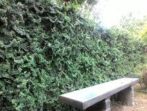 Διάταξη θέσεων στον κήπο Στοκ φωτογραφία με δικαίωμα ελεύθερης χρήσης