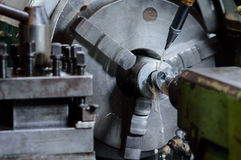 Διάτρυση σωλήνες Στοκ φωτογραφία με δικαίωμα ελεύθερης χρήσης